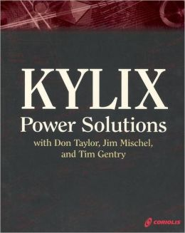 Kylix Power Solutions with Don Taylor, Jim Mischel