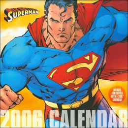 2006 Superman Wall Calendar