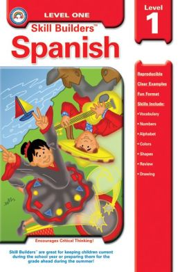 Spanish, Level 1 (Skill Builders Series)