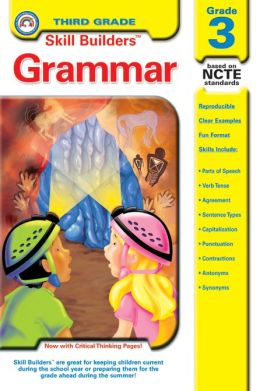Grammar, Grade 3