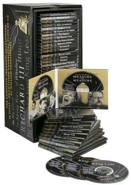 The Complete Arkangel Shakespeare: 38 Fully Dramatized Unabridged Plays; Audio CD Unabridged