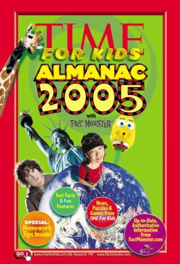 Time for Kids Almanac 2005 (with Fact Monster)