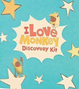 I Love Moneky Discovery Kit