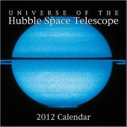 Universe of the Hubble Telescope Calendar