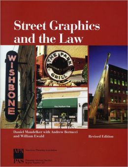 Street Graphics and the Law