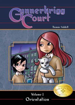 Gunnerkrigg Court, Volume 1: Orientation