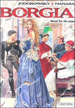 Borgia: Blood for the Pope