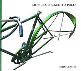 Bicycles Locked to Poles
