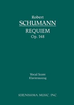 Requiem, Op. 148: Vocal Score