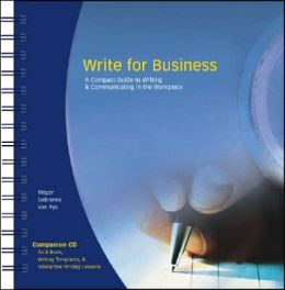 Write for Business -With CD