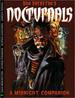 Mutants and Masterminds: Nocturnals: A Midnight Companion