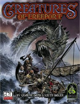 Freeport: Creatures of Freeport