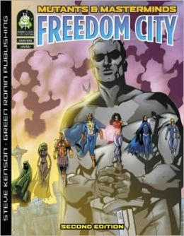 Mutants & Masterminds: Freedom City: 2nd Edition