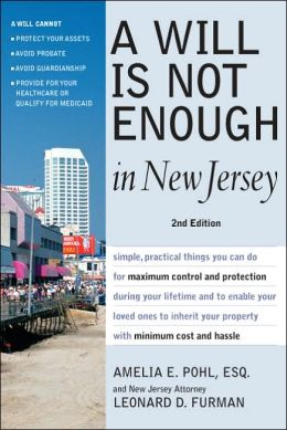 Will is not Enough in New Jersey: Maximum Control