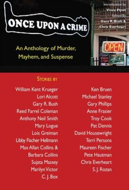 Once Upon a Crime: An Anthology of Murder, Mayhem, and Suspense
