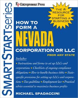 How to Form a Nevada Corporation or LLC