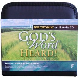 God's Word Heard New Testament-GW