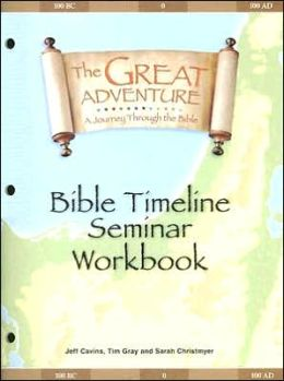Bible Timeline Workbook
