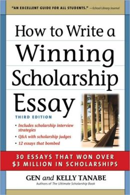 Scholarship Essay Examples About Yourself