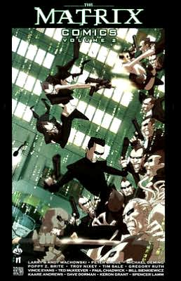 Matrix Comics Volume 2