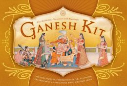 Ganesh Kit: For Guidance, Protection and Blessings