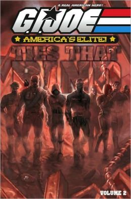 G.I. Joe: America's Elite, Volume 2: The Ties That Bind