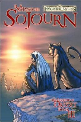 Forgotten Realms: Sojourn (Legend of Drizzt #3) Graphic Novel