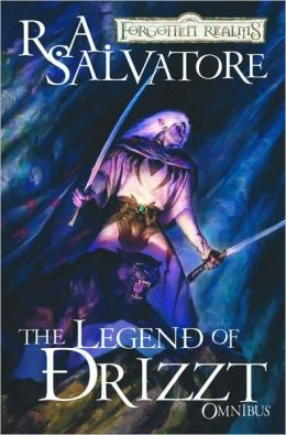 Forgotten Realms: The Dark Elf Trilogy Omnibus (Graphic Novel)