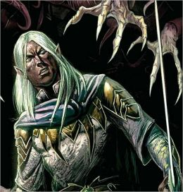 Forgotten Realms: The Legend of Drizzt, Volume 2: Exile (Graphic Novel)