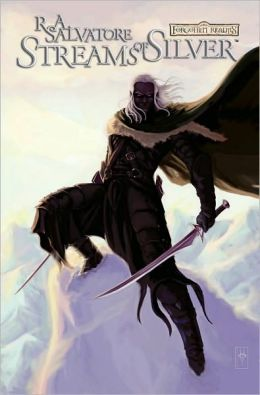 Forgotten Realms: Streams of Silver (Legend of Drizzt #5) (Graphic Novel)