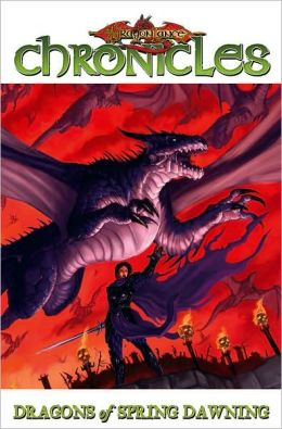 Dragonlance: Chronicles, Volume 3: Dragons of Spring Dawning, Part 1