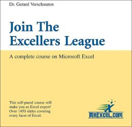 Join the Excellers League: A Complete Course on Microsoft Excel