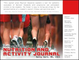 Physical Education Nutrition and Activity Journal