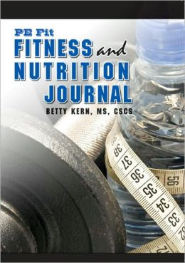 Fitness and Nutrition Journal