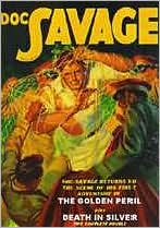 Doc Savage Vol 3 Death in Silver and the Golden Peril