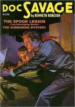 Spook Legion/the Submarine Mystery