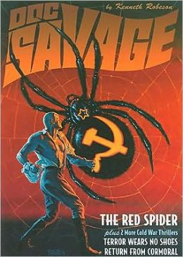 Doc Savage: Red Spider and Other Cold War Thrillers