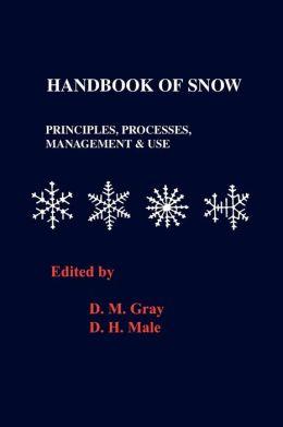 Handbook Of Snow