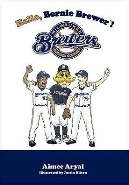Hello, Bernie Brewer!