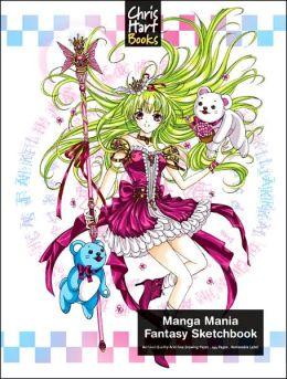 Manga Mania: Fantasy Sketchbook