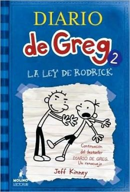 La ley de Rodrick (Rodrick Rules: Diary of a Wimpy Kid Series #2)