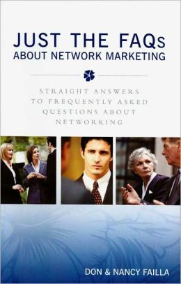 Just the FAQs about Network Marketing