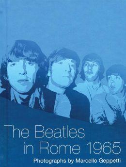 Beatles in Rome 1965