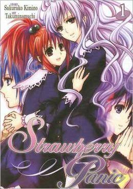 Strawberry Panic: The Manga, Volume 1