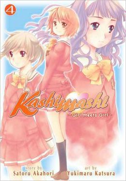 Kashimashi, Volume 4