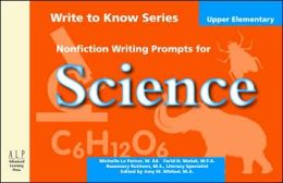 Nonfiction Writing Prompts for Upper Elementary Science