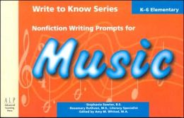 Write to Know: Nonfiction Writing Prompts for Elementary Music