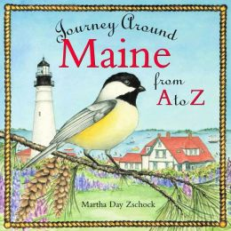 Journey around Maine from A to Z
