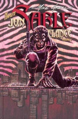 Complete Mike Grell's Jon Sable, Freelance, Volume 2