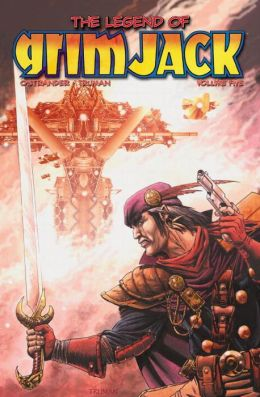 Legend of GrimJack, Volume 5